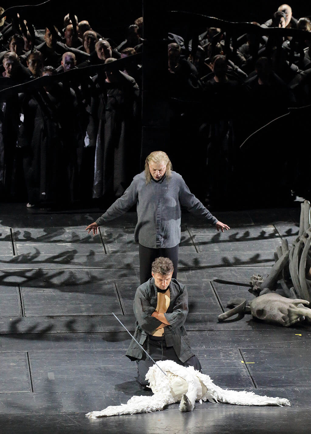 Parsifal, Bayerisches Staatsorchester (Photo: Wilfrid Hosl)