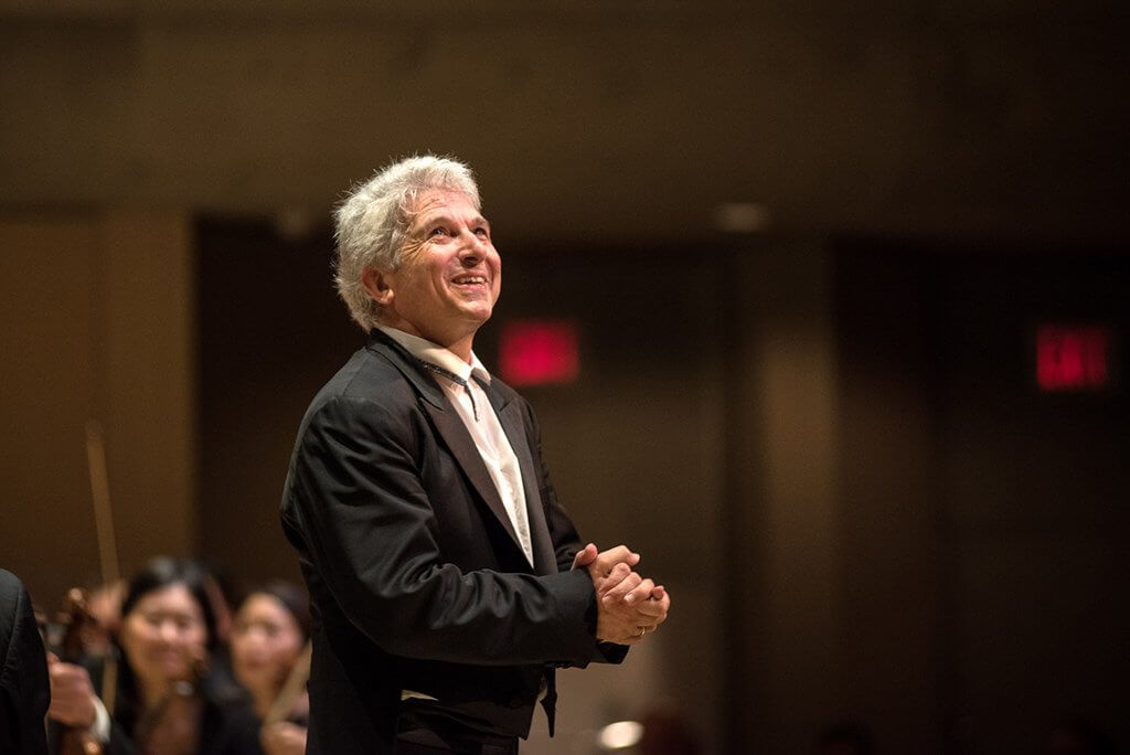 Peter Oundjian (Photo: Nick Wons)