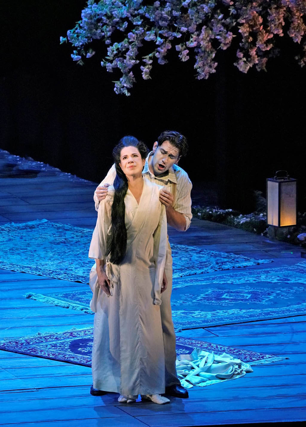Ana Maria Martinez, Joshua Guerrero (Photo: Ken Howard)