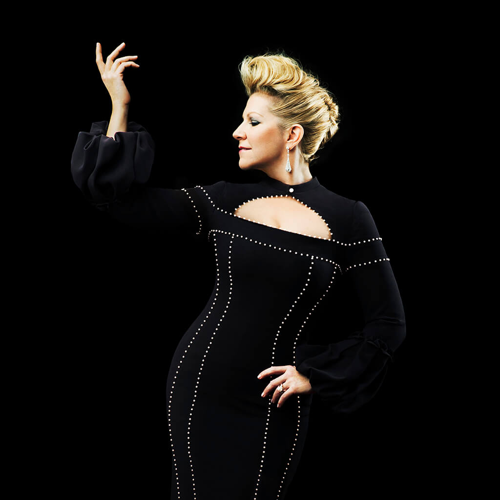 Joyce DiDonato. (Photo: Pari Dukovic)