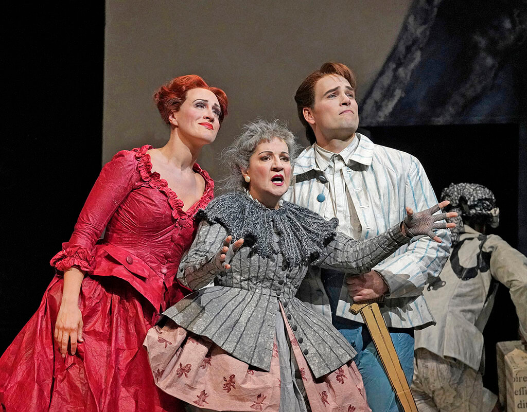 Santa Fe Opera, Candide, 2018. (Photo: Ken Howard)