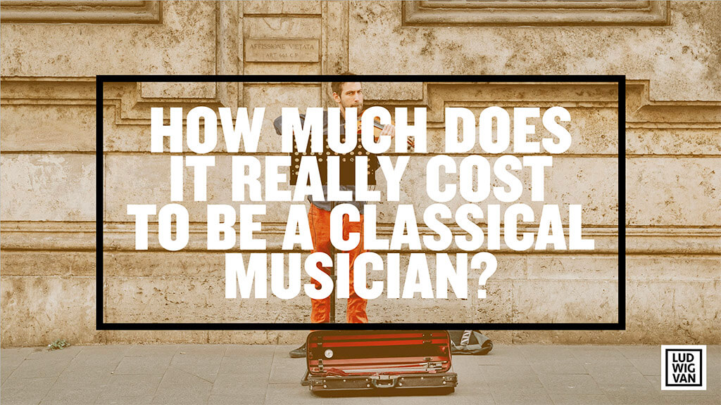 3e01306cd9e4 Three professional classical musicians walk us through how much money it  takes to make it in