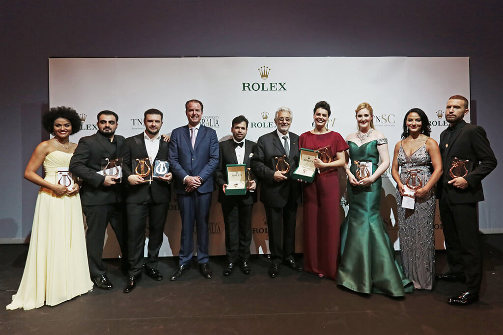 Operalia Lisbon 2018 Winners. Photo: Jose Luis R. Cortes