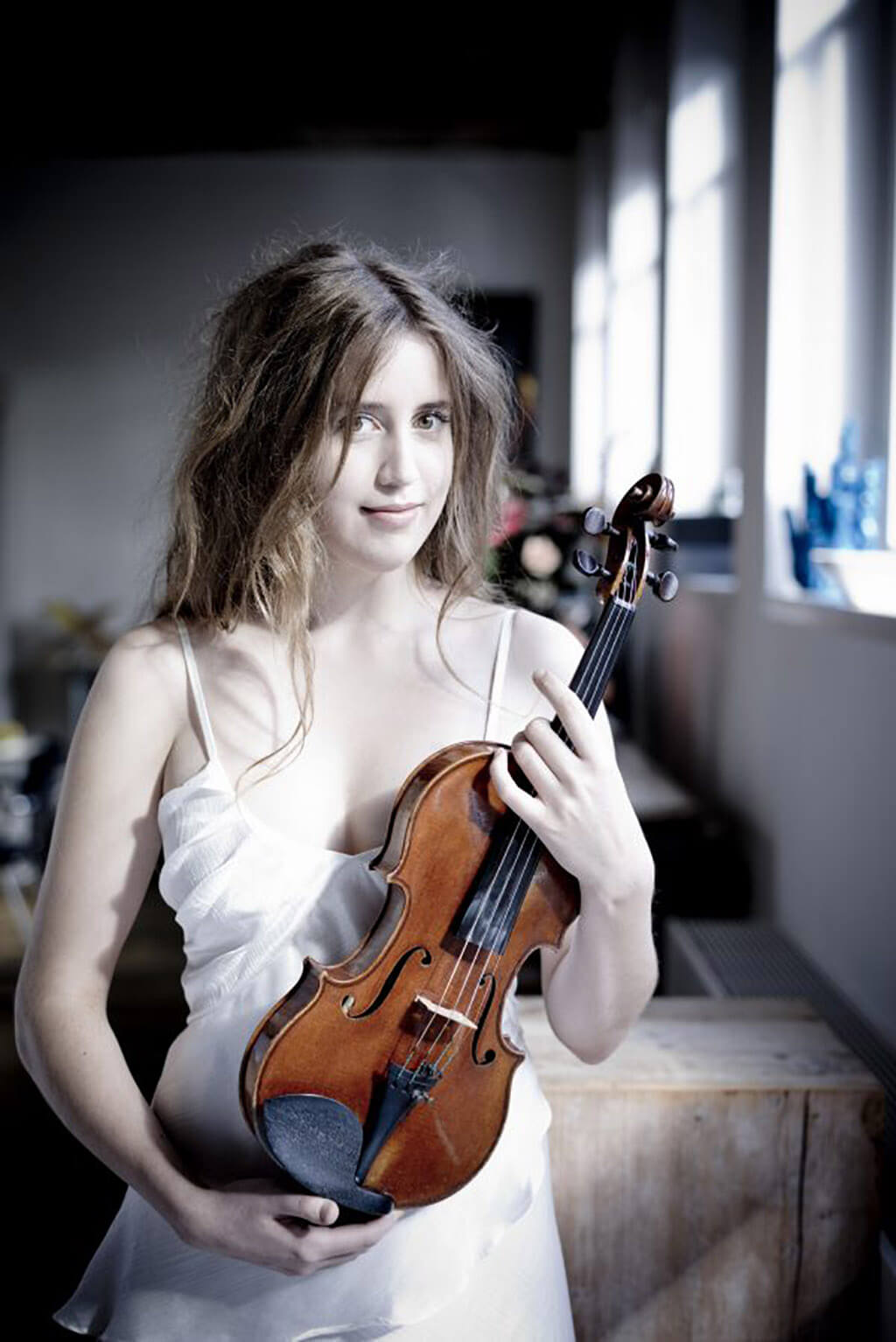 Vilde Frang (Photo: Marco Borggreve)