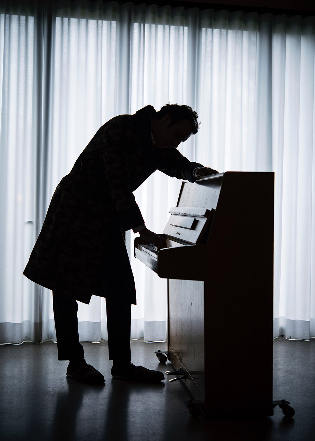 Chilly Gonzales (Photo: Alexandre Isard)