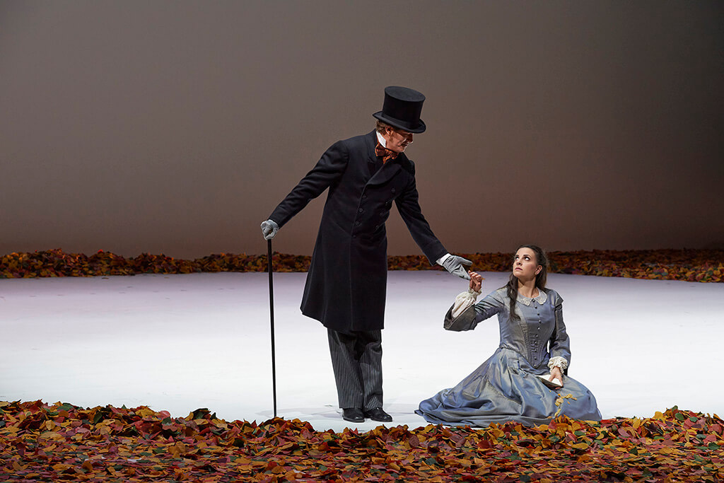 Canadian Opera Company's new production of Eugene Onegin, 2018