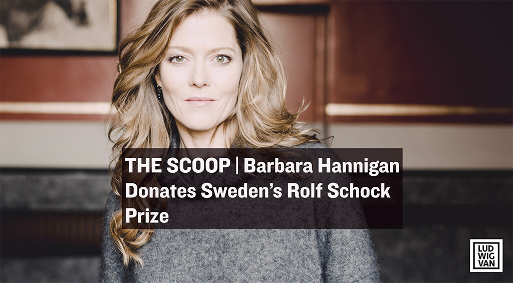 Barbara Hannigan