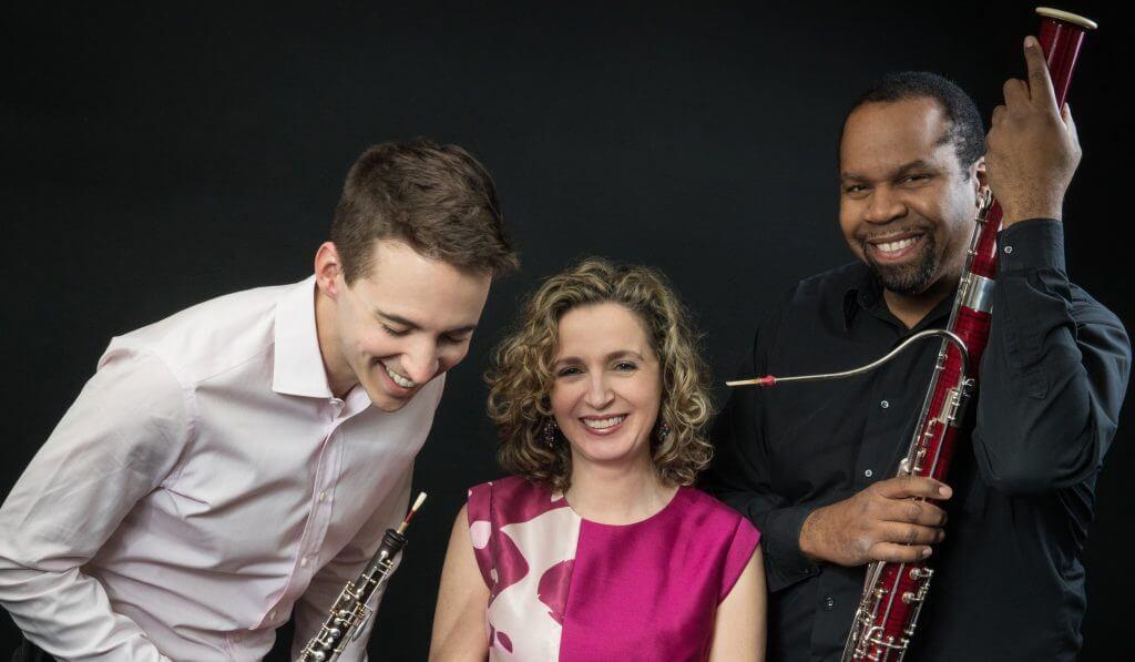 Poulenc Trio (Photo courtesy of the Women's Musical Club of Toronto)