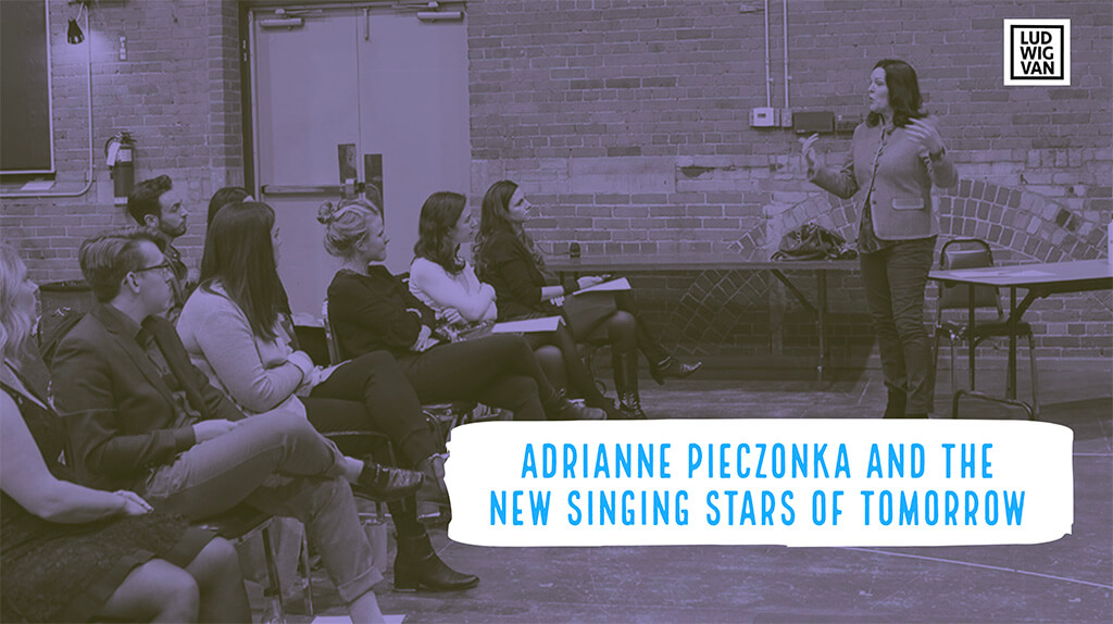 INTERVIEW | Adrianne Pieczonka And The New Singing Stars of