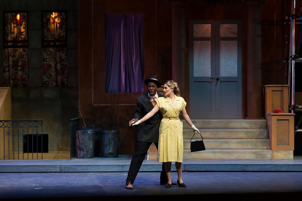 U of T Opera Kurt Weill- Street Scene
