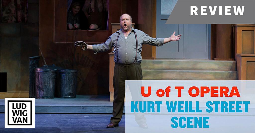 Kurt Weill- Street Scene