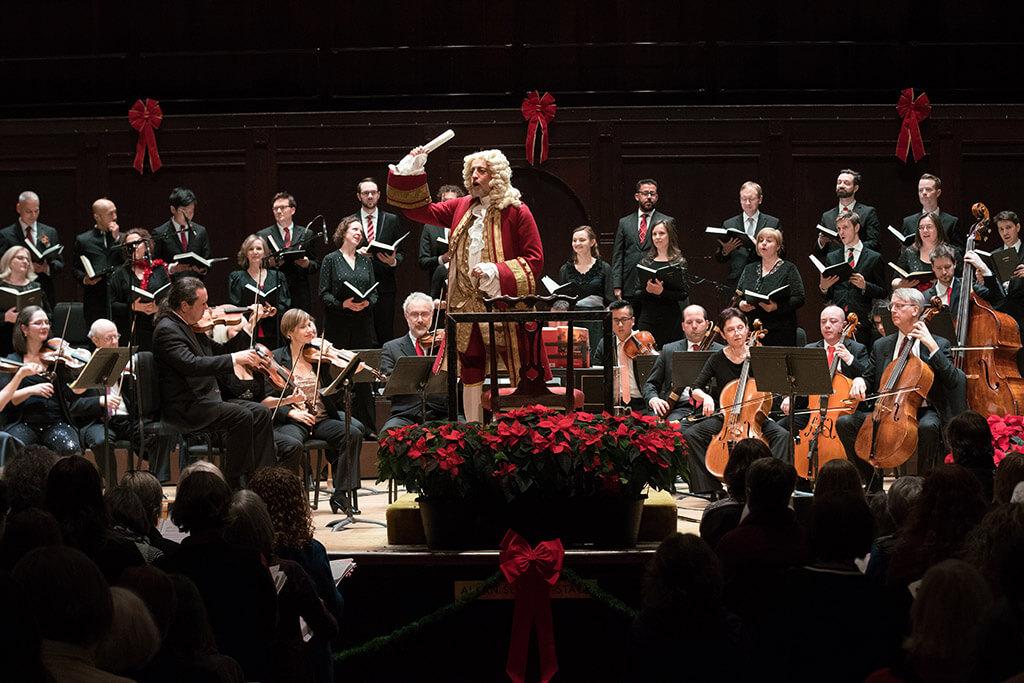 Tafelmusik Sing Along Messiah (Photo: Jeff Higgins)