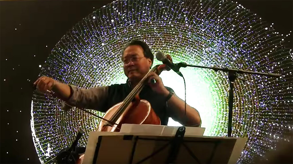 THE SCOOP | Yo-Yo Ma Surprises Montréal With Free Performance In The Métro  (Video)