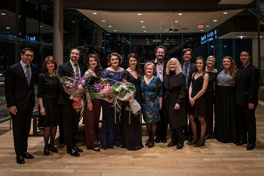 2019 Christina and Louis Quilico Competition (Photo: Chris Hutcheson)