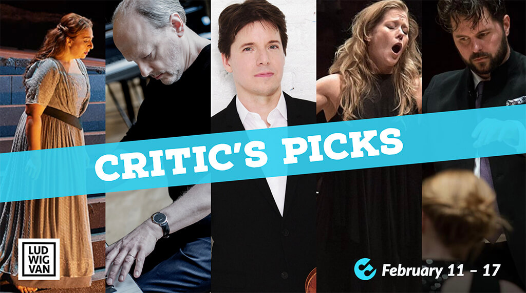 Critic's Picks- Feb 11 –17, Toronto