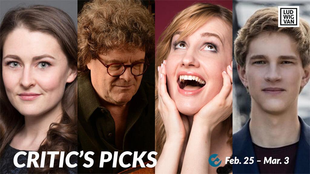 Critic's Picks —Feb. 25 – Mar. 3, 2019