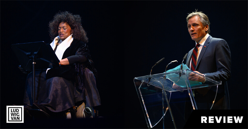 Twelfth Glenn Gould Prize Gala Concert in honour of Jessye Norman