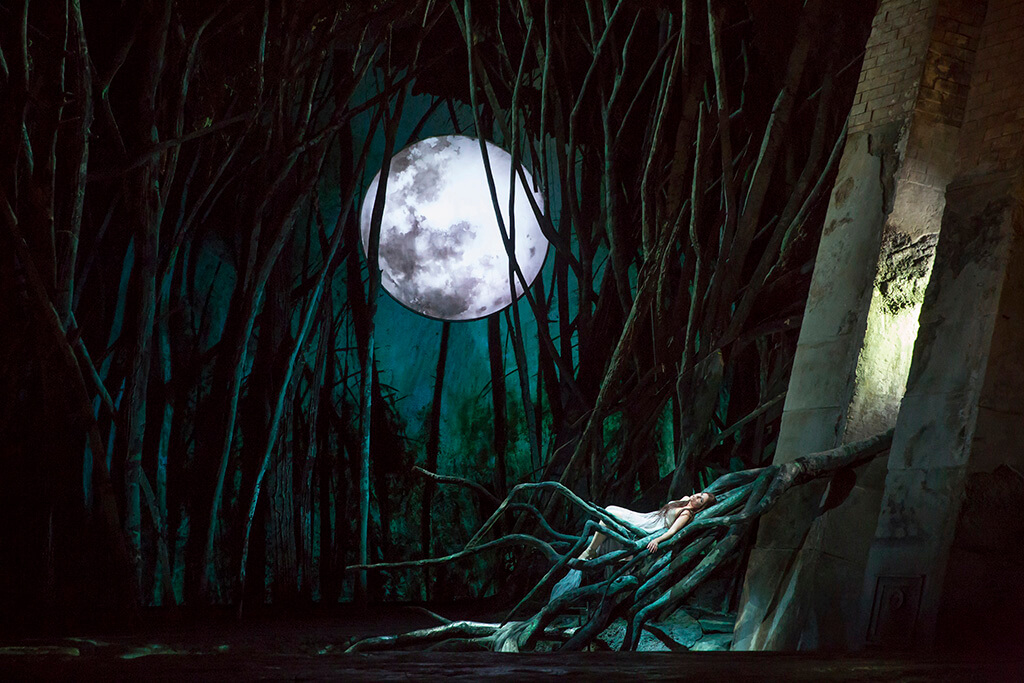 Lyric Opera of Chicago's Rusalka Dress Rehearsal at the Civic Opera House in Chicago (Photo: Todd Rosenberg)