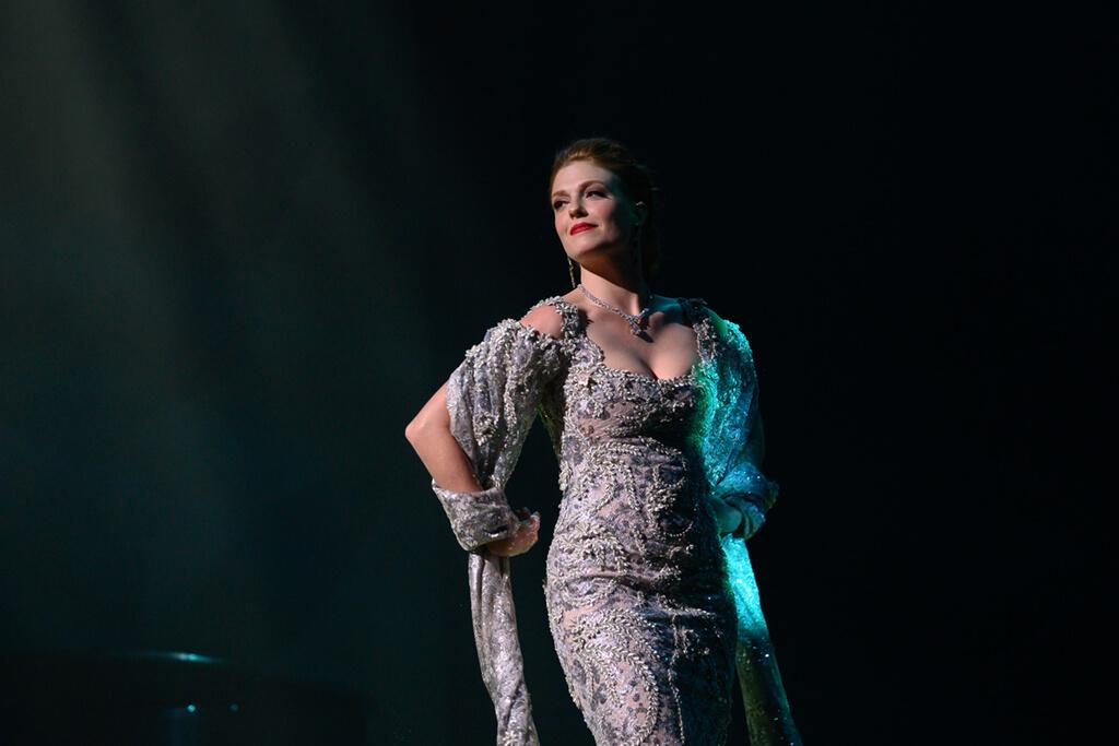 Canadian mezzo-soprano Wallis Giunta