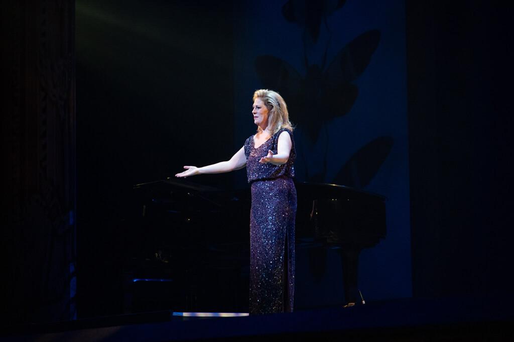Celebrated Canadian-American soprano Sondra Radvanovsky,