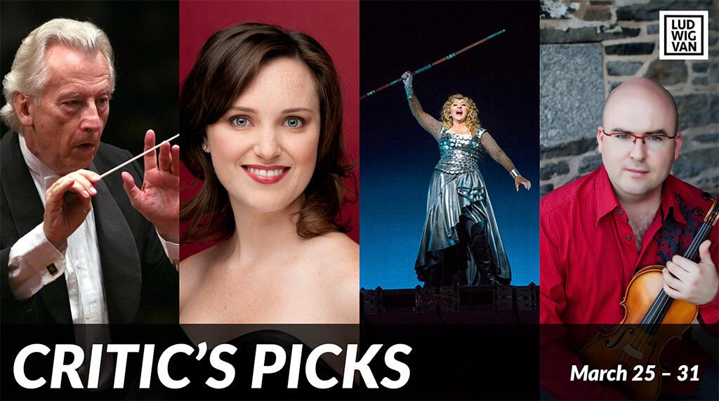 Critic's Picks, Toronto, March 25 – 31, 2019.