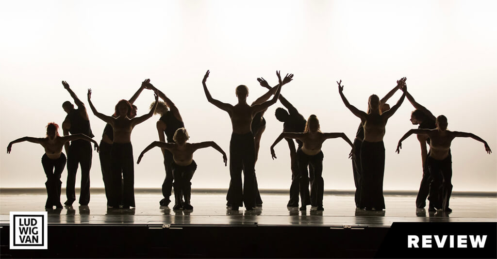 Ballets Jazz Montréal— Leonard Cohen's Dance Me (Photo courtesy of the Sony Centre for the Performing Arts)