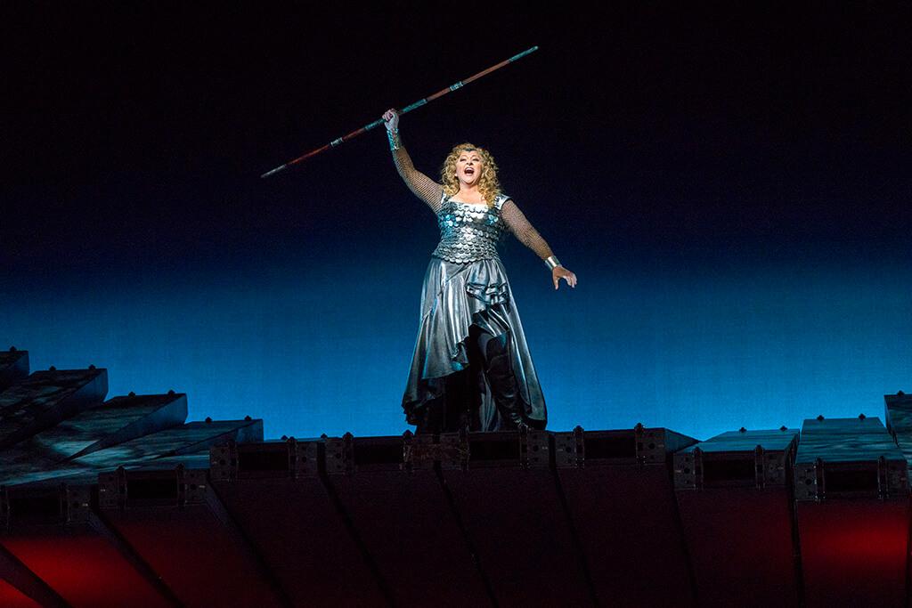 Christine Goerke, Wagner'sDie Walküre, Met Opera