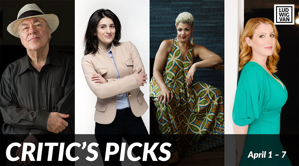 Critic's Picks: April 1 – 7, 2019