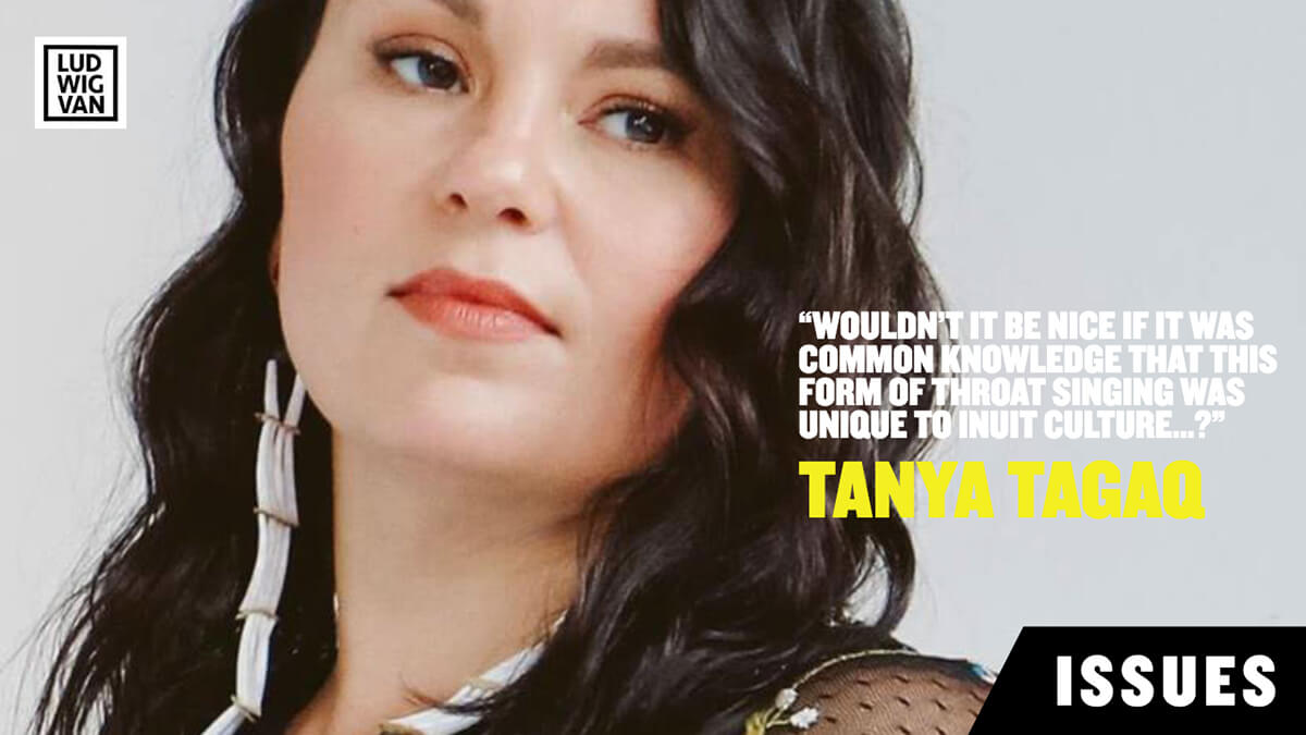 Tanya Tagaq (Photo: Rebecca Wood)