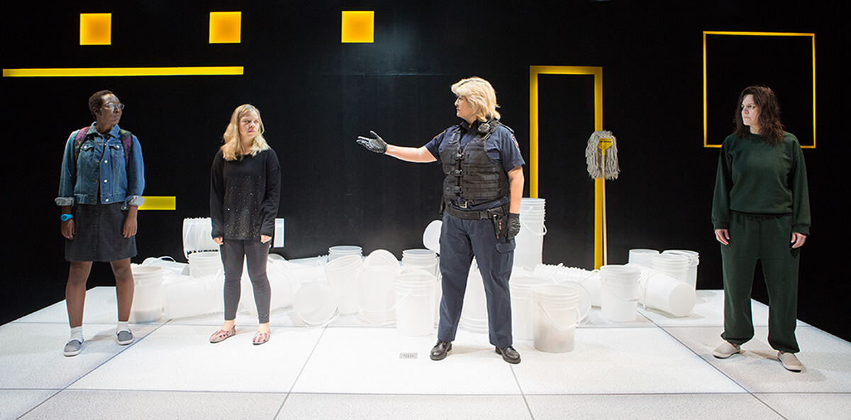 Guarded Girls, Tarragon Theatre