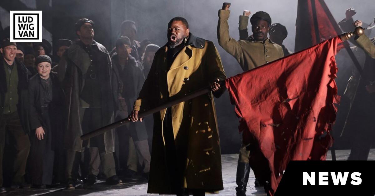 Canadian Opera Company: Otello