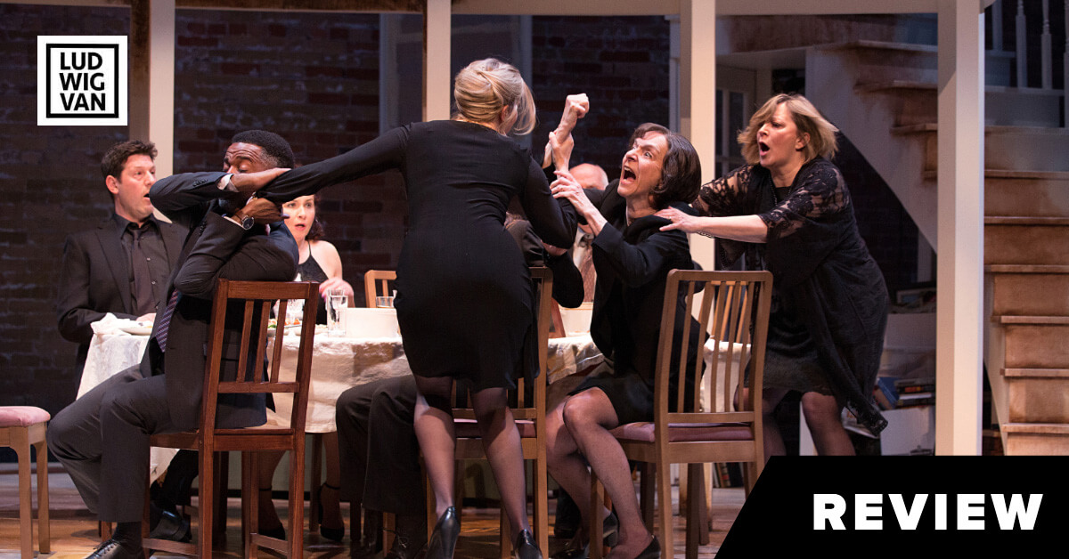 August: Osage-County. Soulpepper 2019, Toronto