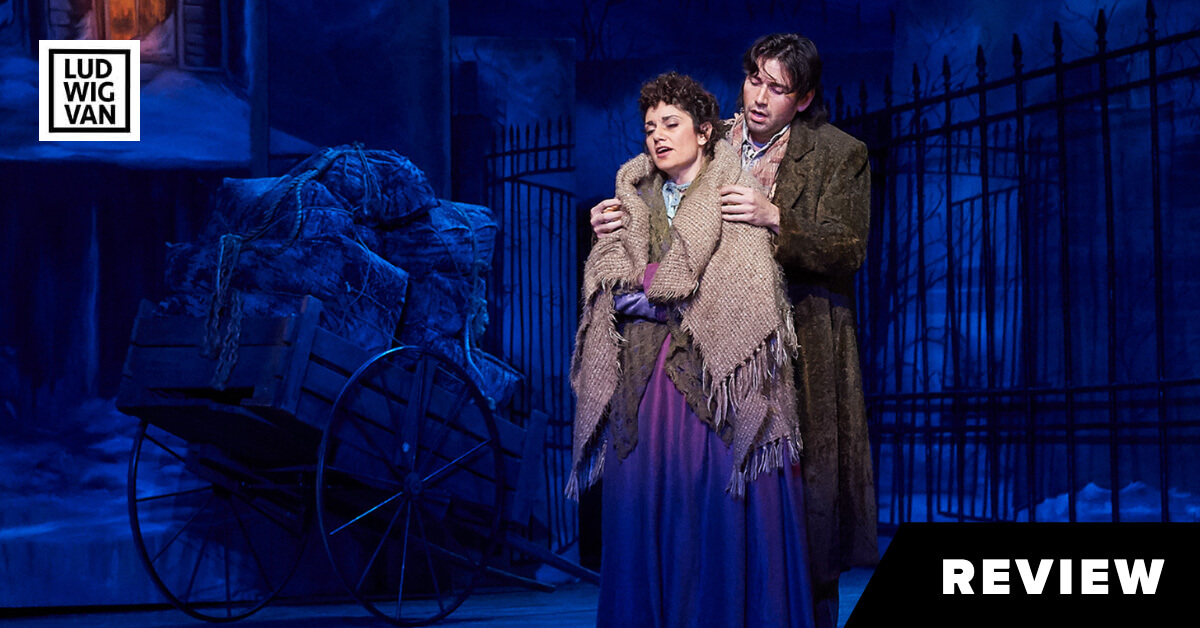 La Bohème, 2019. (Photo: Michael Cooper)