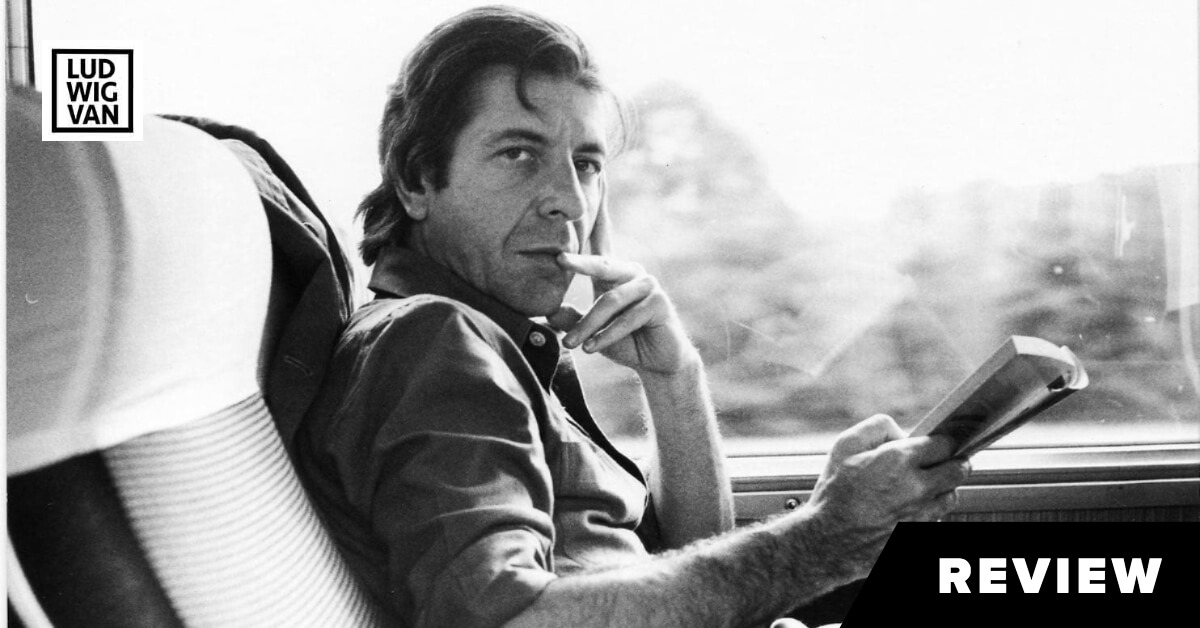 """Leonard Cohen: A Crack in Everything,"""