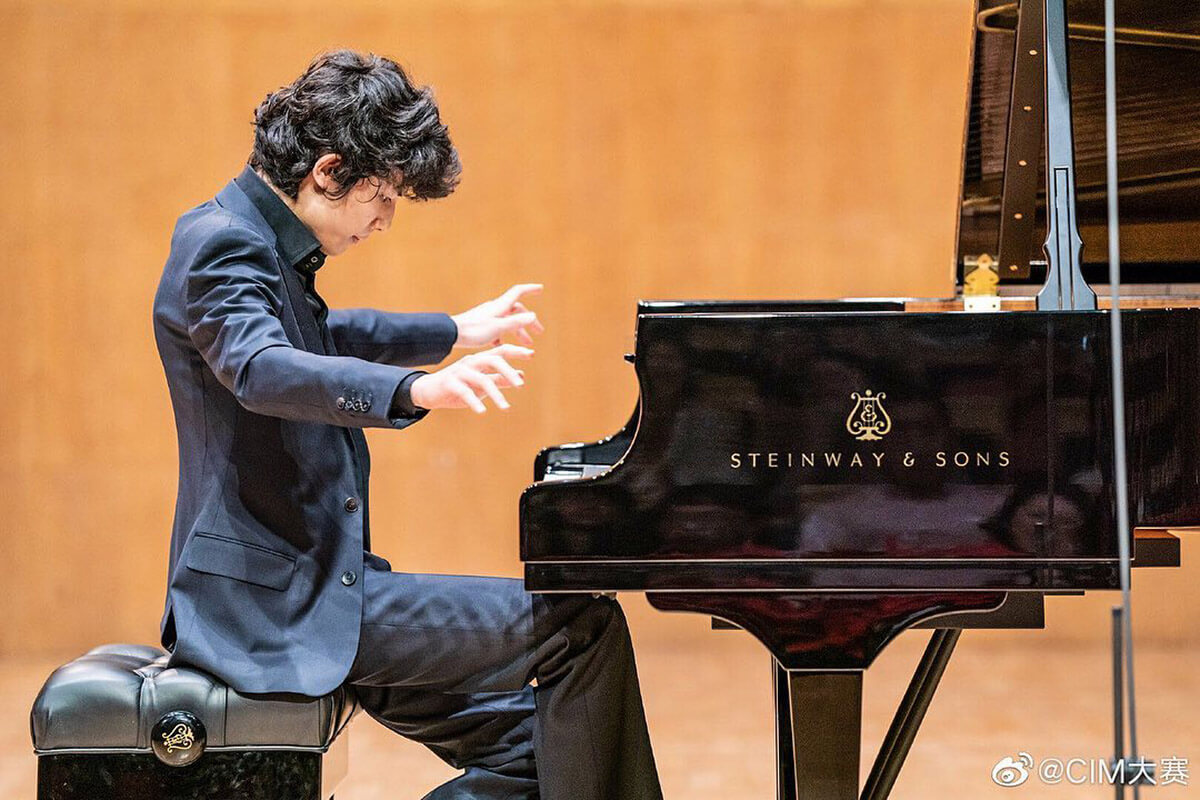 THE SCOOP | Canadian Pianist Takes First Prize At Inaugural China  International Music Competition