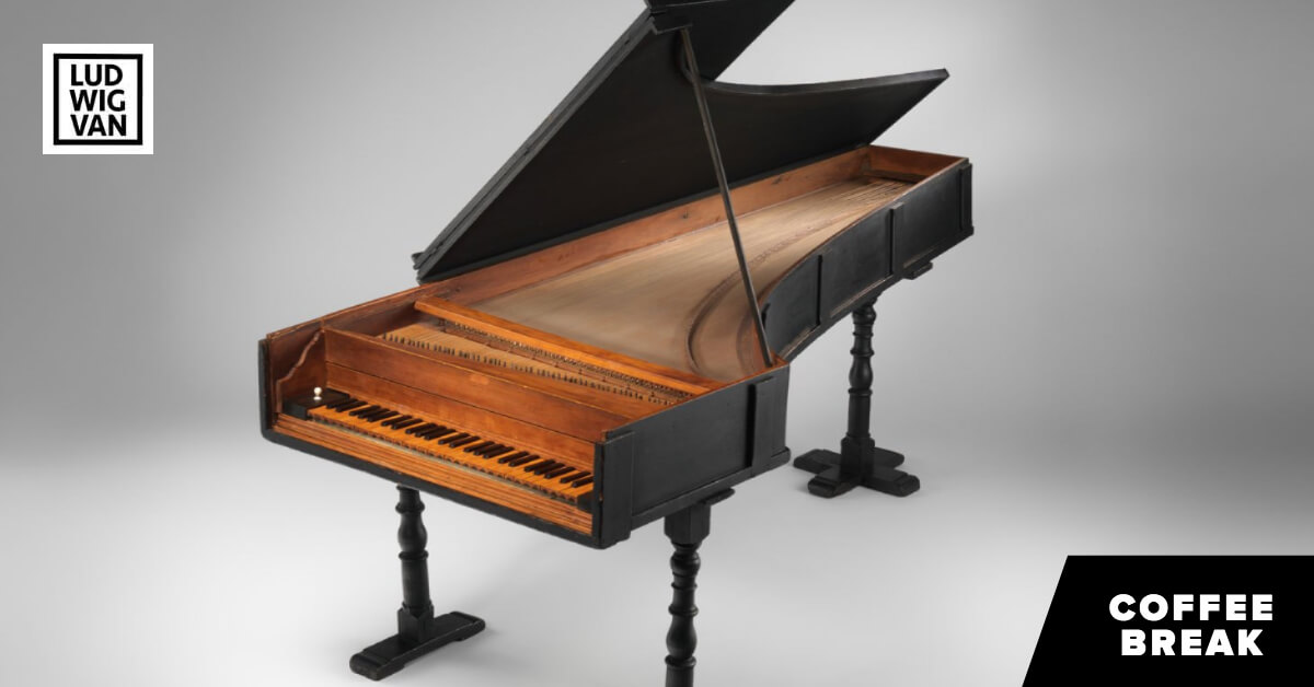 oldest known piano in the world(Photo: MetMuseum)