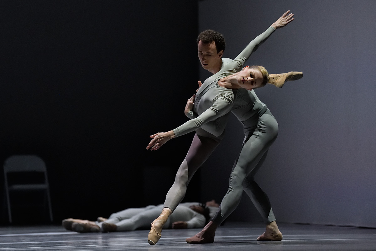 Physical Thinking, National Ballet of Canada, 2019.