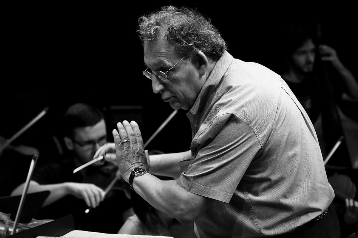 Boris Brott, National Academy Orchestra