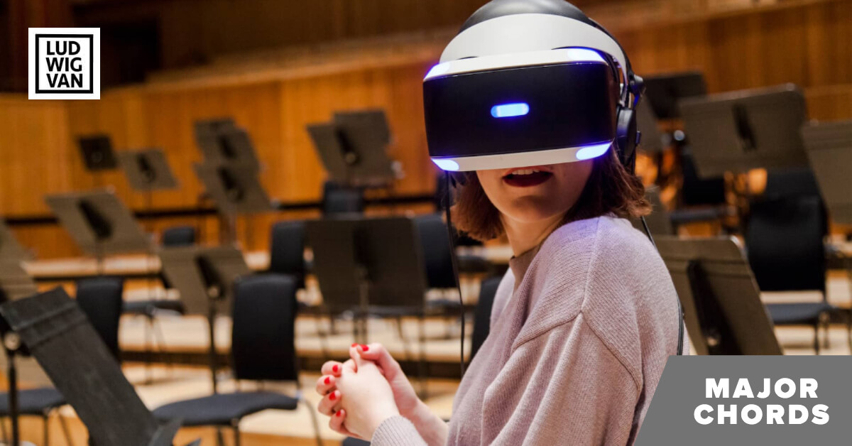 virtual reality classical music