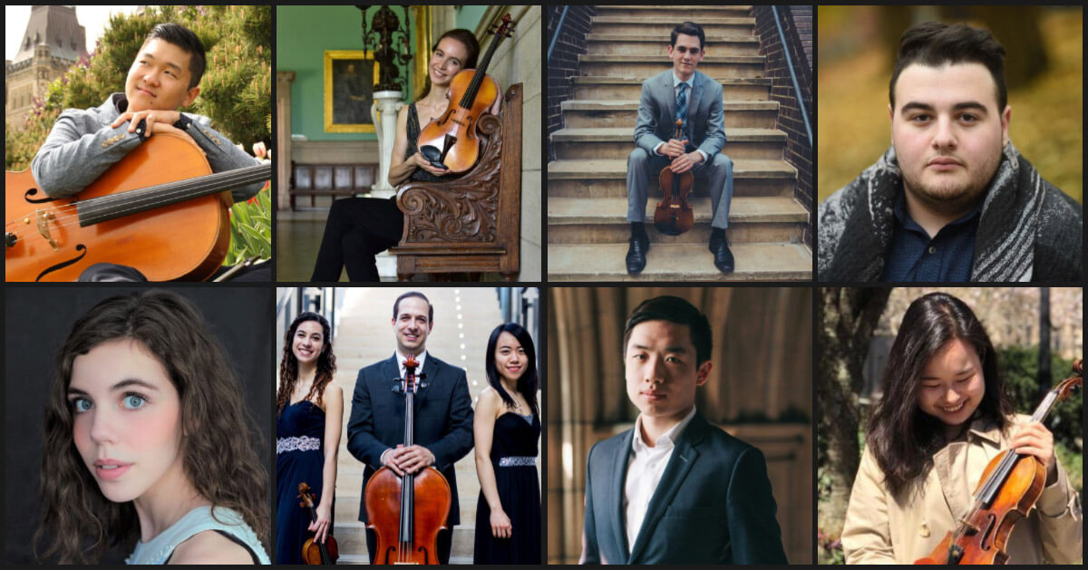 2019 Toronto Summer Music Academy Fellows