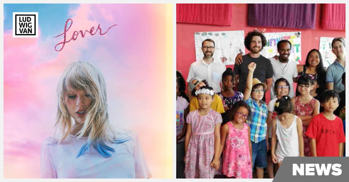 The Scoop How A Toronto Children S Choir Wound Up On Taylor Swift S New Album
