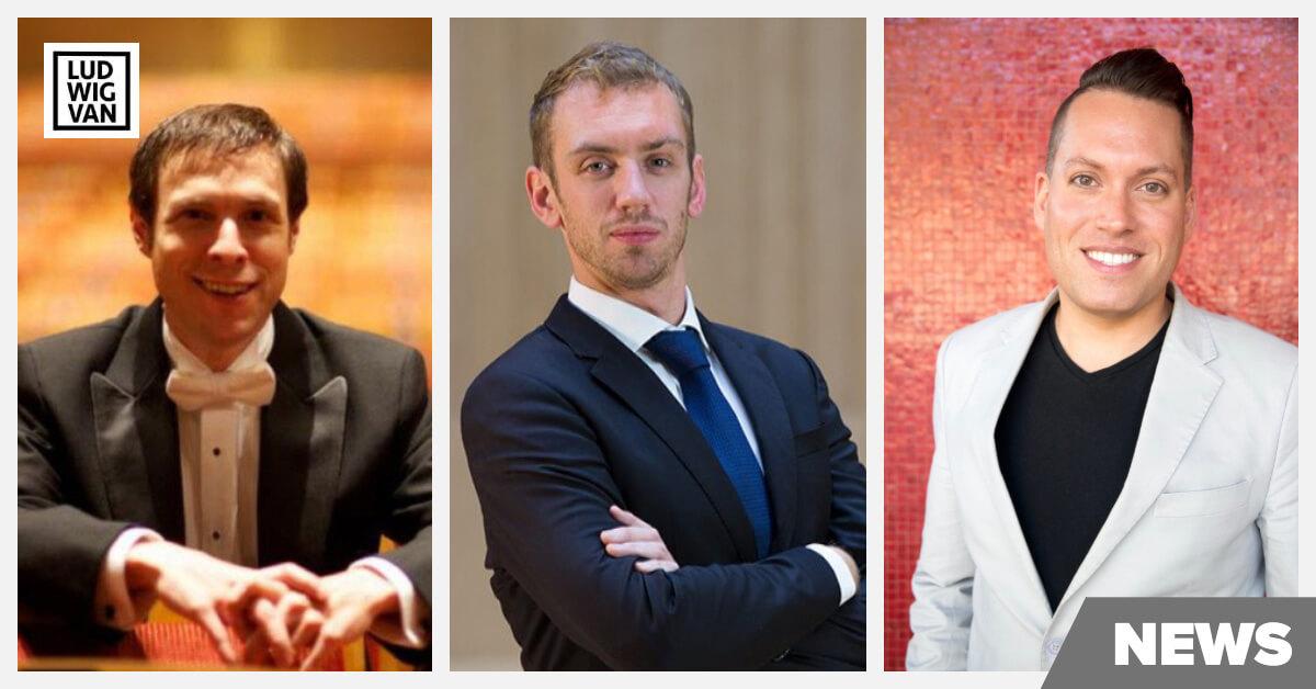 Toronto Mendelssohn Choir John Trotter, Gregory Batsleer, Jean-Sébastien Vallée