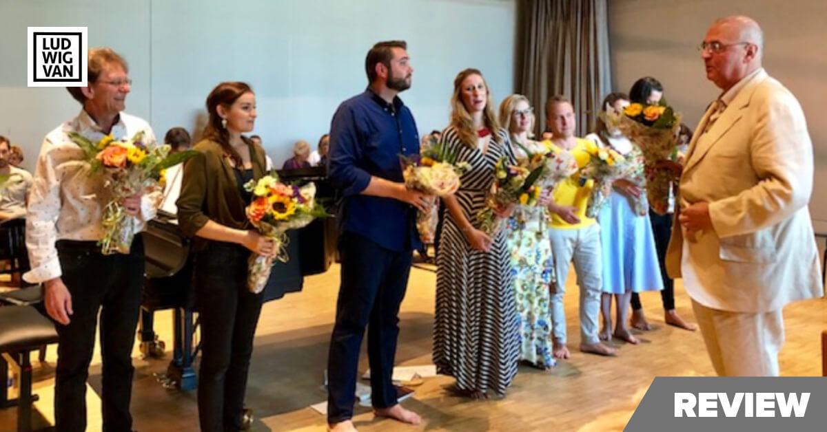 Ukrainian Art Song Summer Institute, 2019