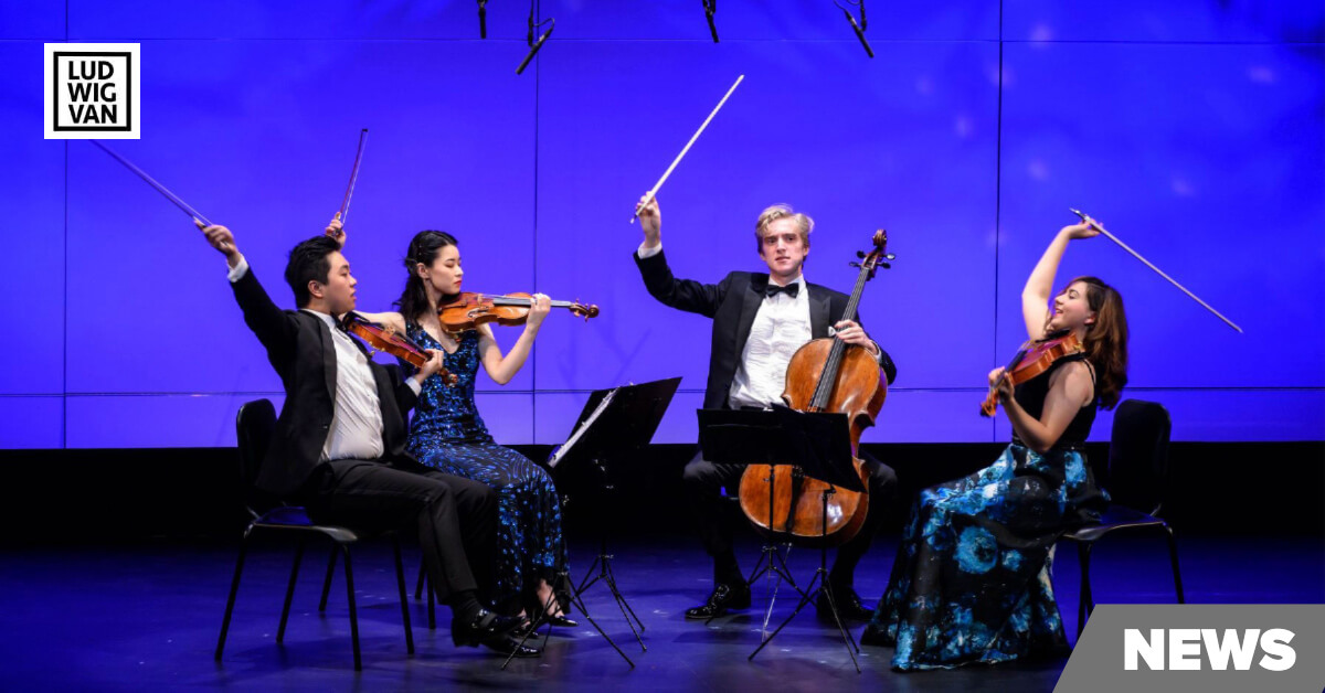 2019 Banff International String Quartet Competition