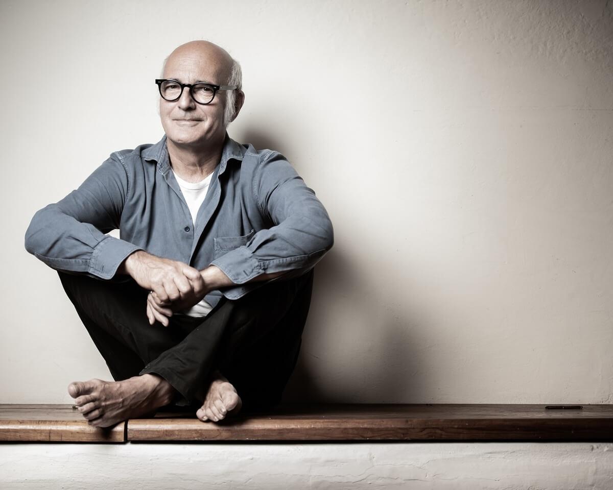 Composer Ludovico Einaudi