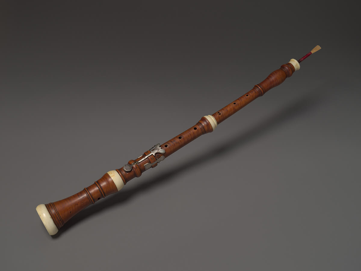 German; Oboe in C; Aerophone-Reed Vibrated-double reed