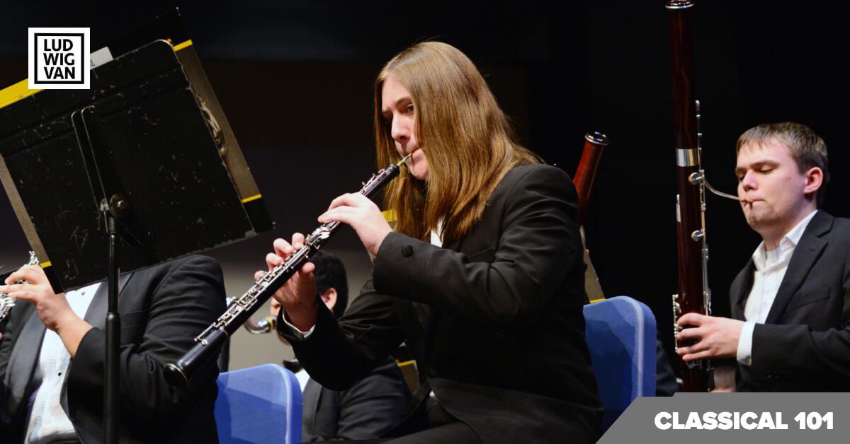 Oboe, Orchestra