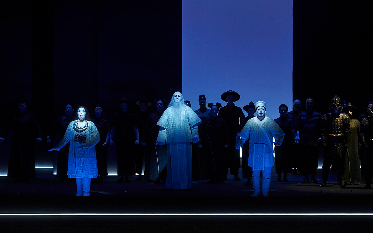Canadian Opera Company, Turandot , 2019