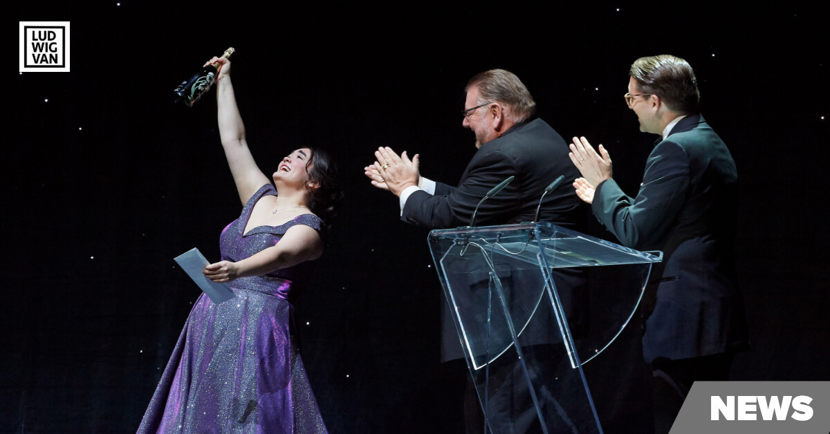 Ensemble Studio Competition First Prize and Audience Choice Award winner soprano Midori Marsh