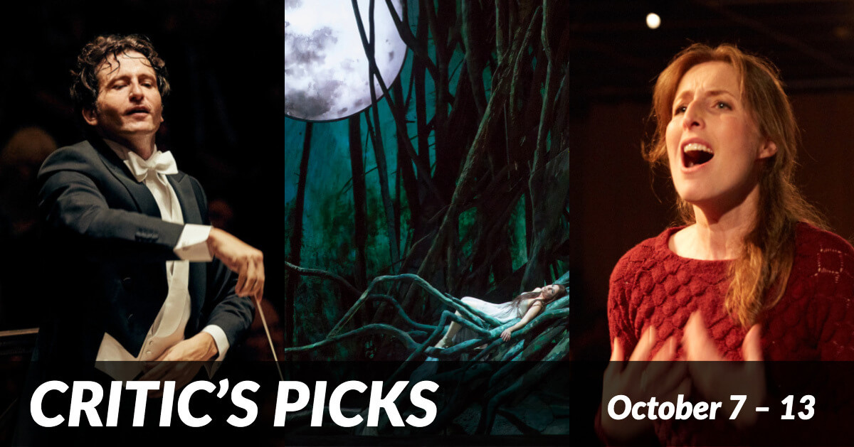 Critic's Picks Oct 7-13
